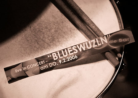 Blueswuzln / Bandfotos